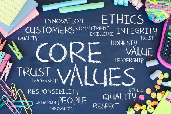 AMS-IAC Company Values