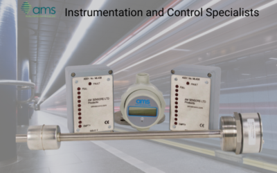 Train level measurement, gauges and indicators