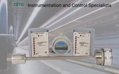 Train level measurement, gauges and indicators
